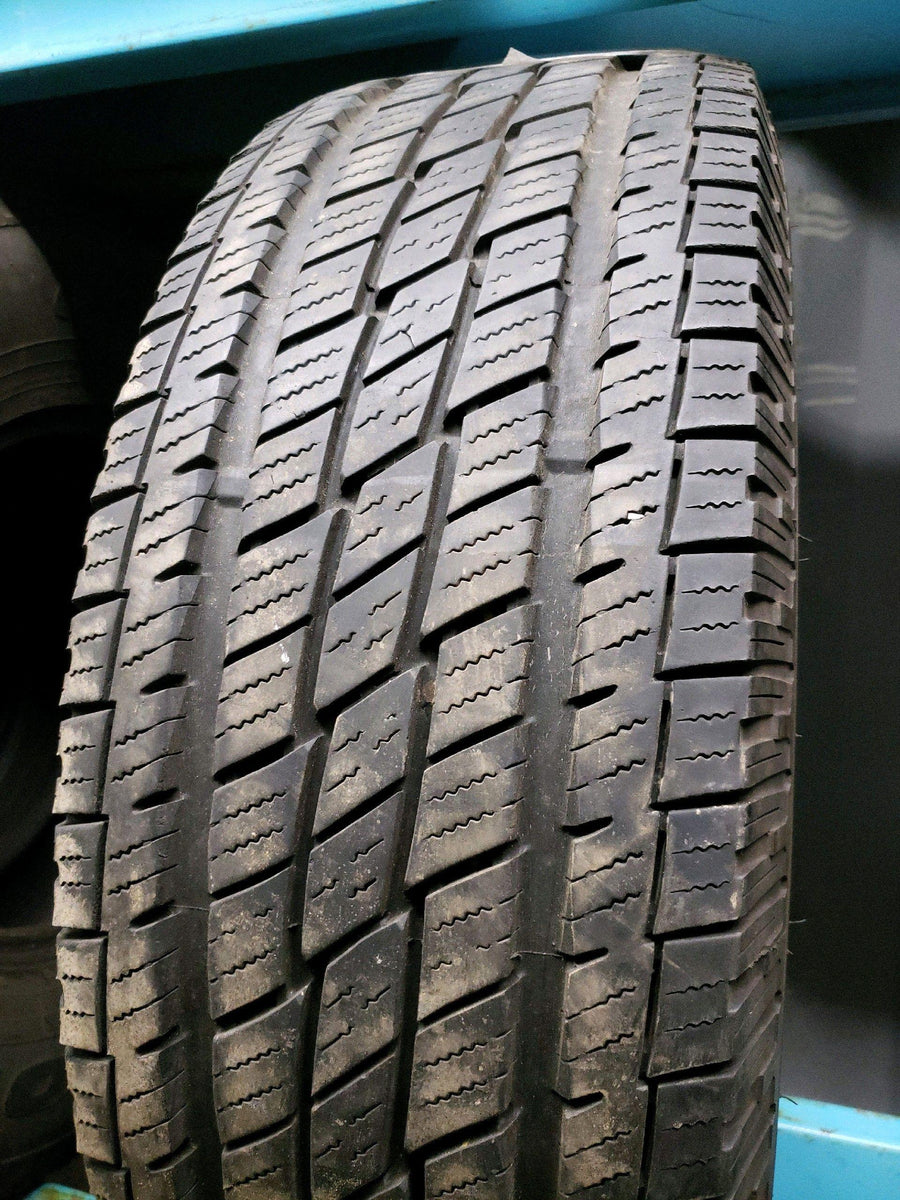 4 x P265/70R15 110S Toyo Open Country H/T