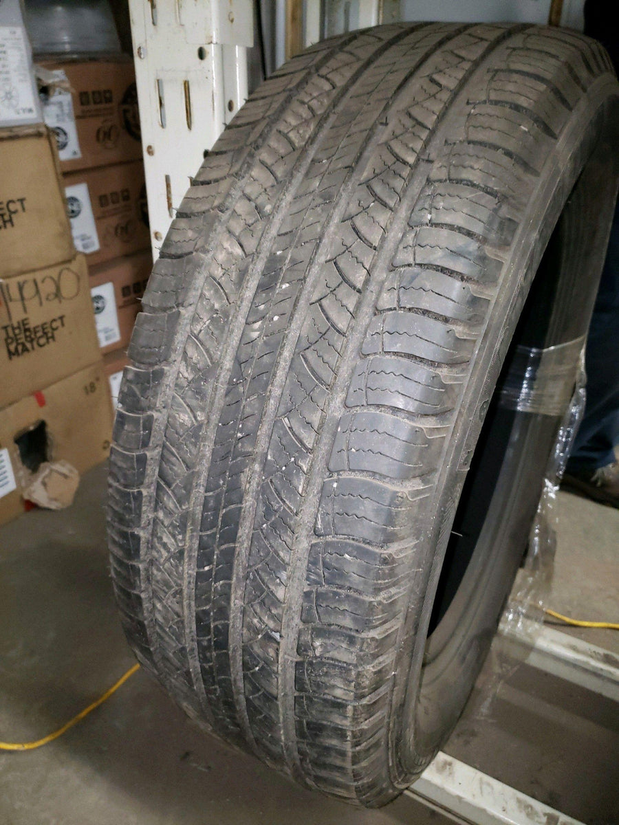 4 x P255/60R19 108S Michelin Latitude Tour