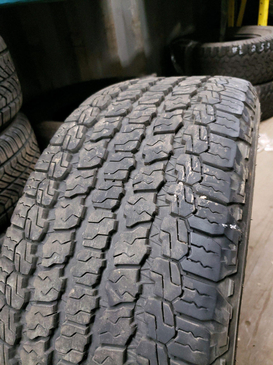 4 x P265/50R20 107T Goodyear Wrangler AT Adventure W/Kevlar