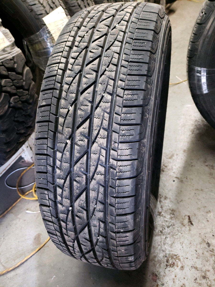 4 x P235/65R17 104H Firestone Destination LE2