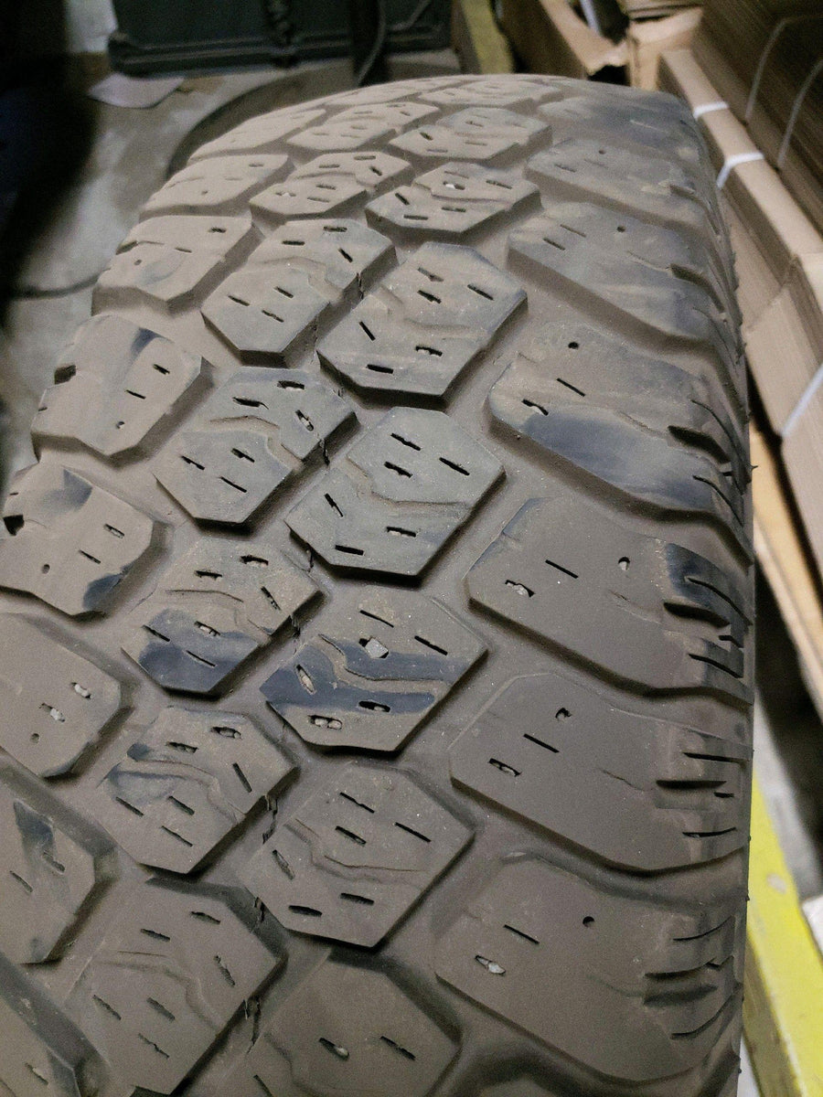 1 x LT225/75R16 110/107Q BF Goodrich Commercial T/A Traction