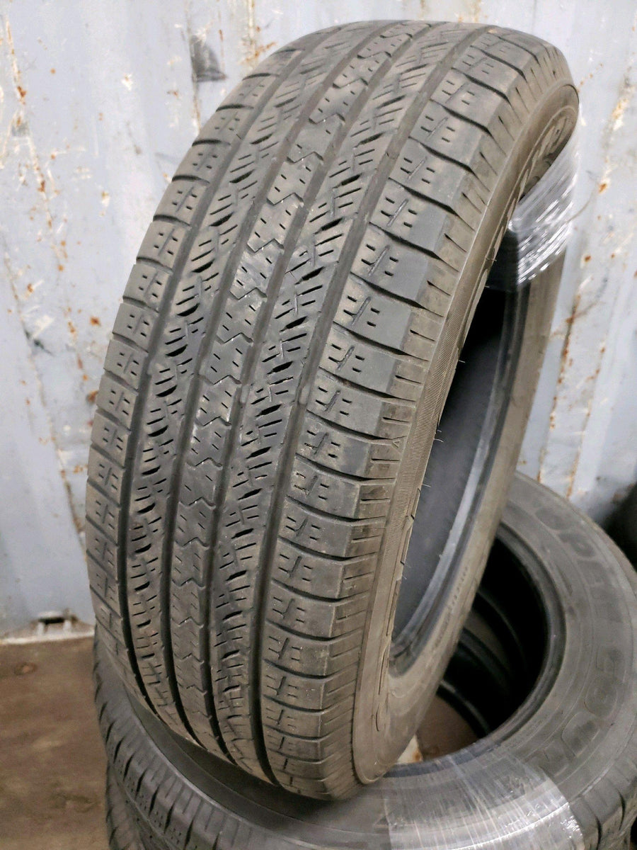 4 x P225/65R17 101H Toyo Open Country A20