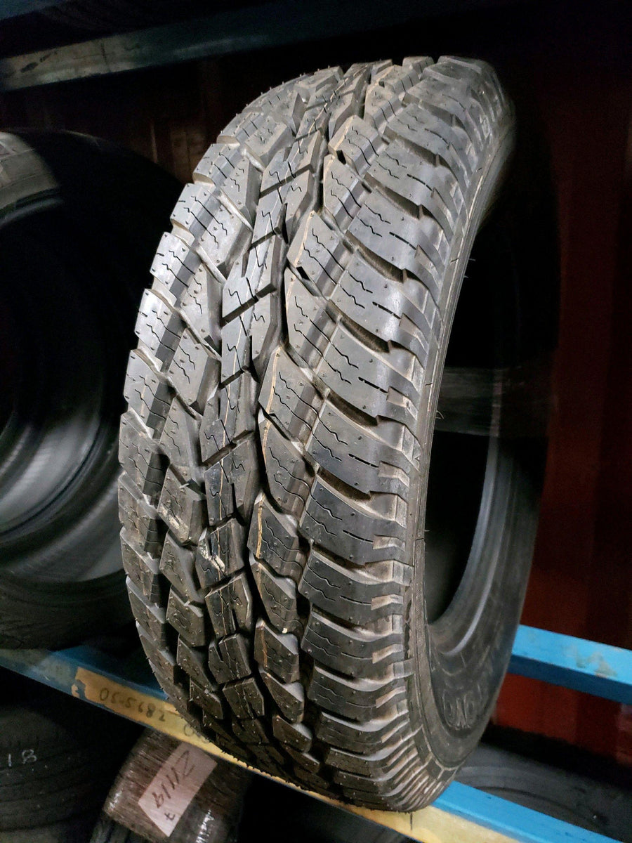 1 x P255/65R16 109H Toyo Open Country A/T