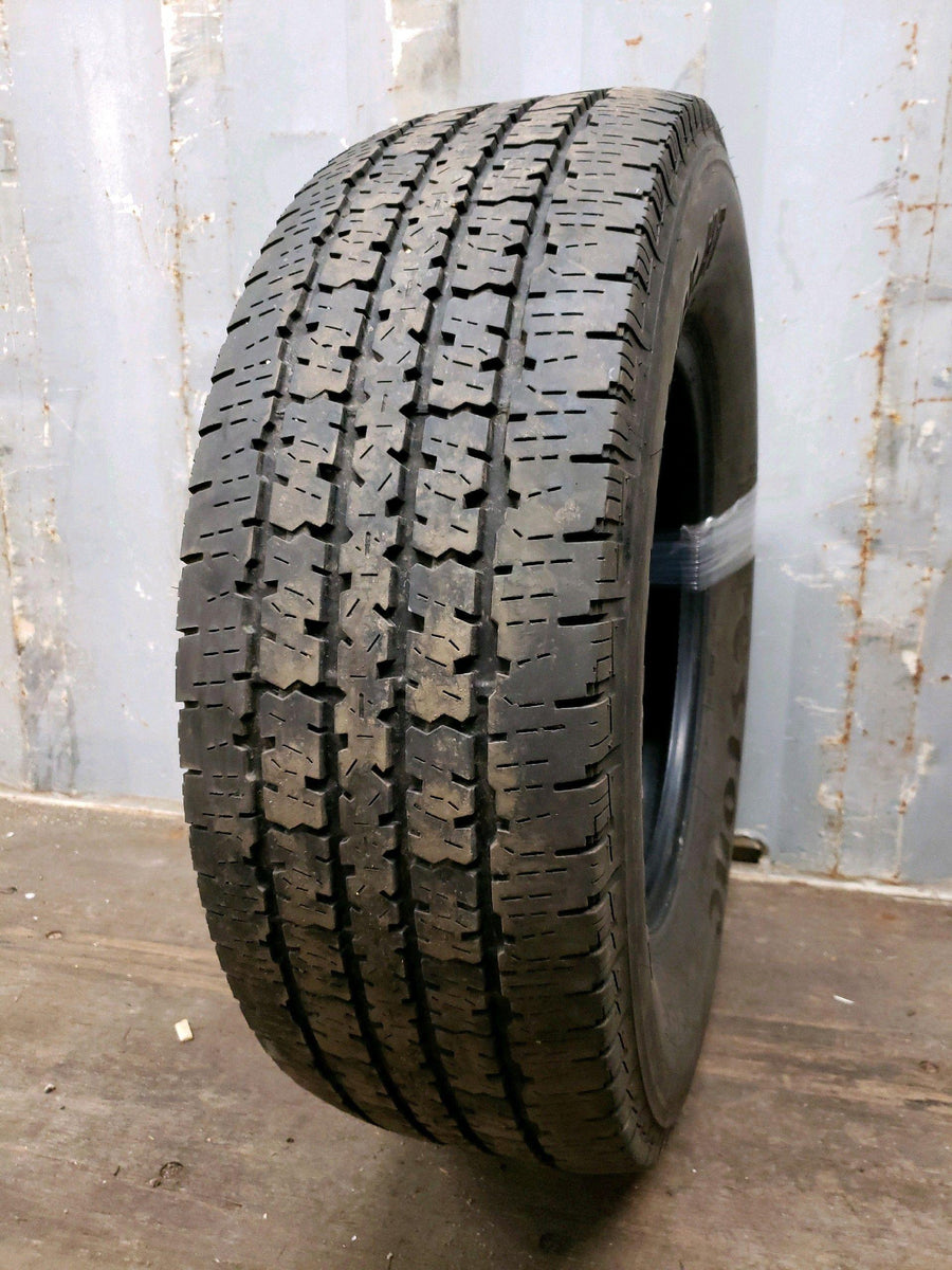 4 x LT265/70R17 121/118R Firestone Transforce HT