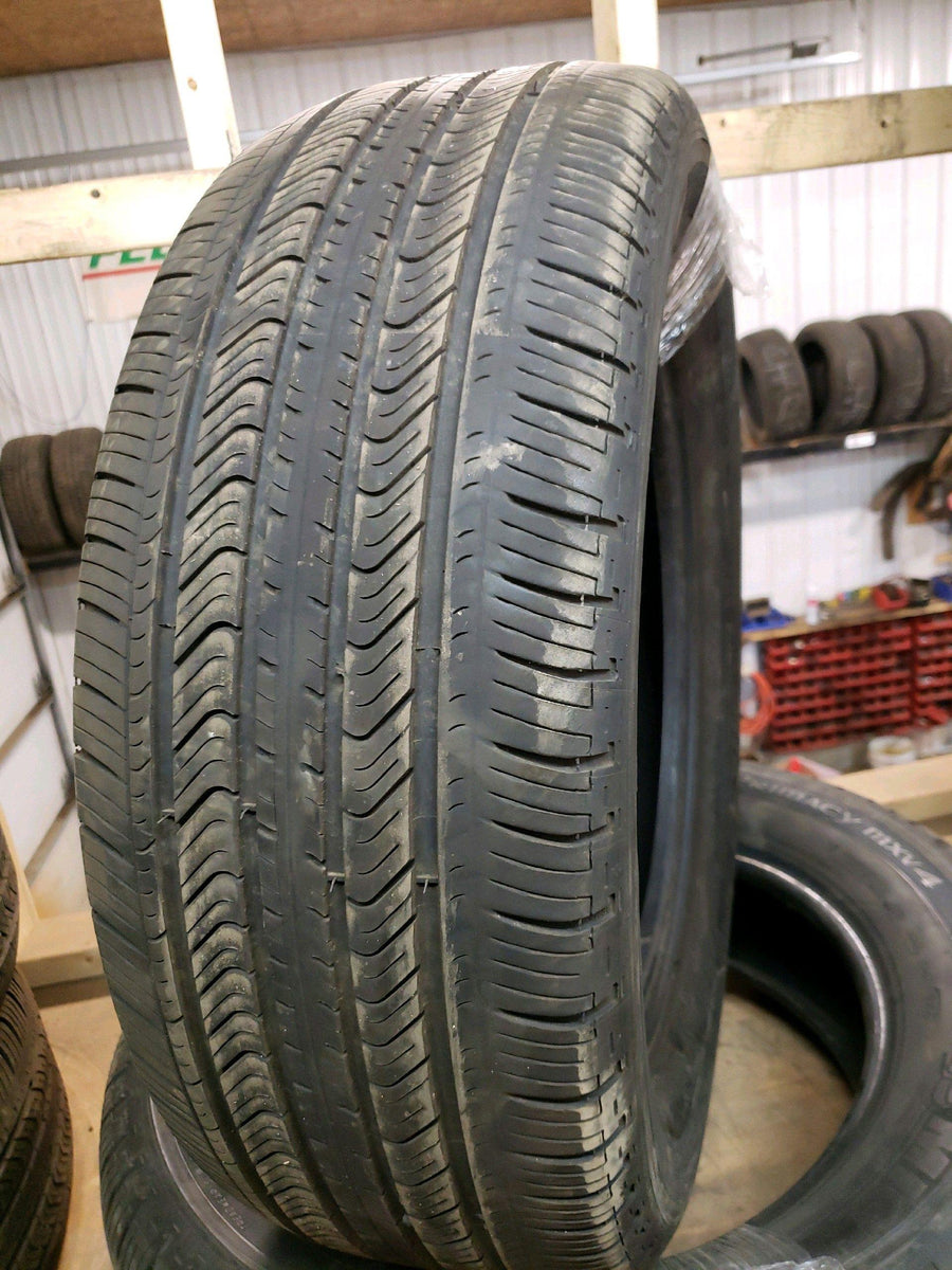 4 x P235/60R17 100T Michelin Primacy MXV4