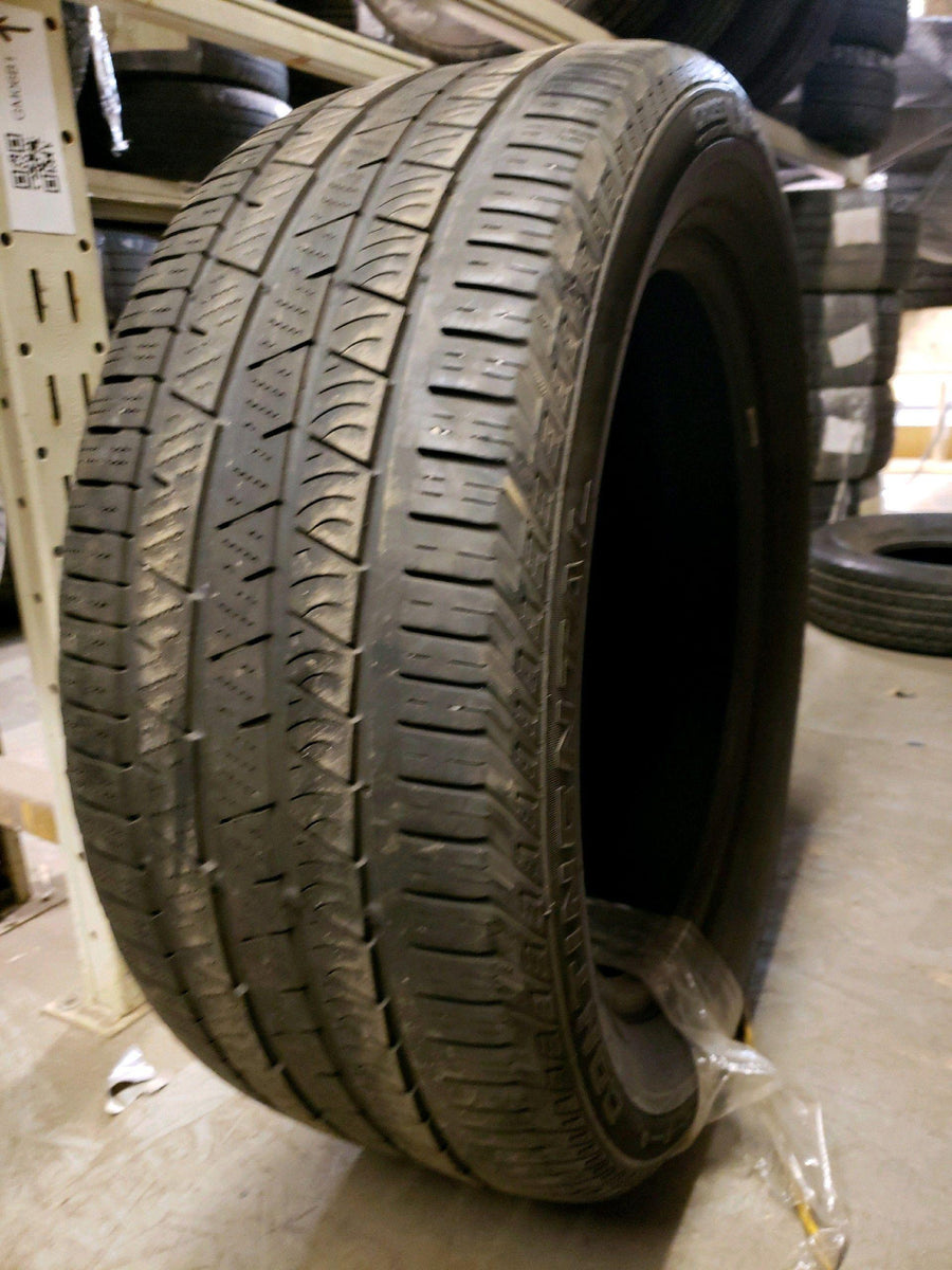2 x P255/50R19 107H Continental CrossContact LX Sport