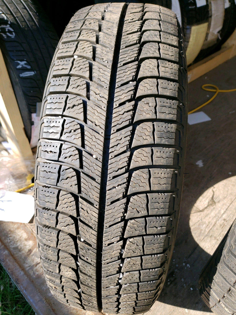 2 x P195/65R15 95T Michelin X-ice Xi3
