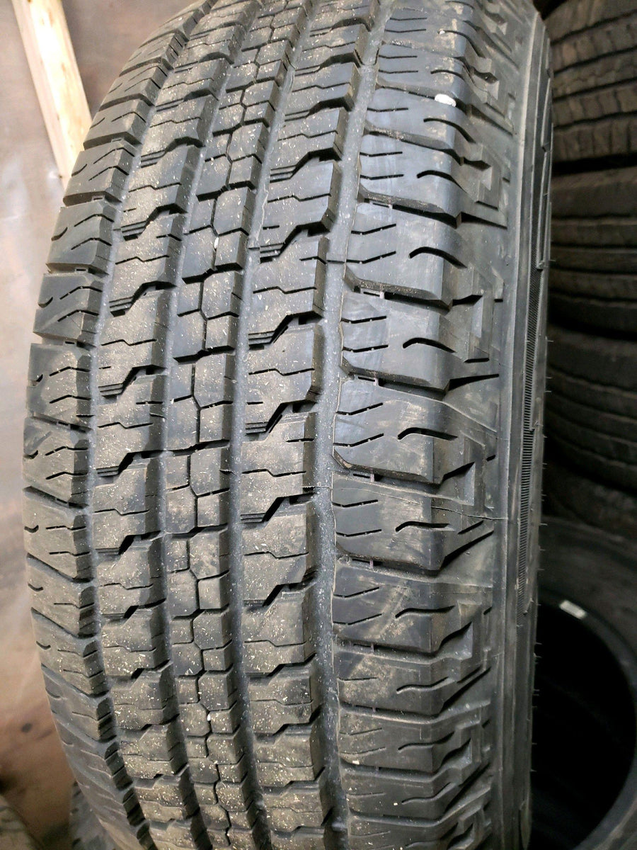 4 x P265/65R18 112T Goodyear Wrangler Fortitude HT