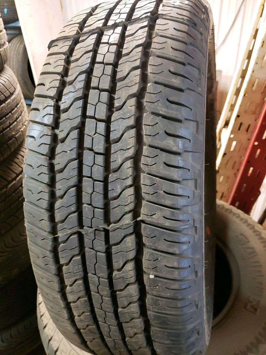 4 x P265/70R16 112T Goodyear Wrangler Fortitude HT