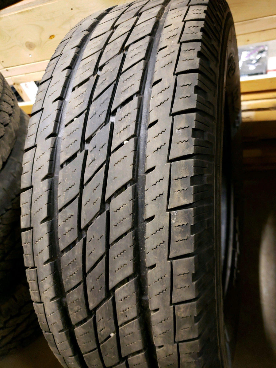 4 x P255/70R16 109S Toyo Open Country H/T