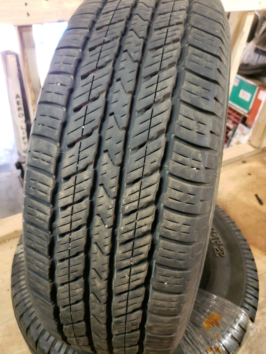 2 x P265/65R17 110S Toyo Open Country A30