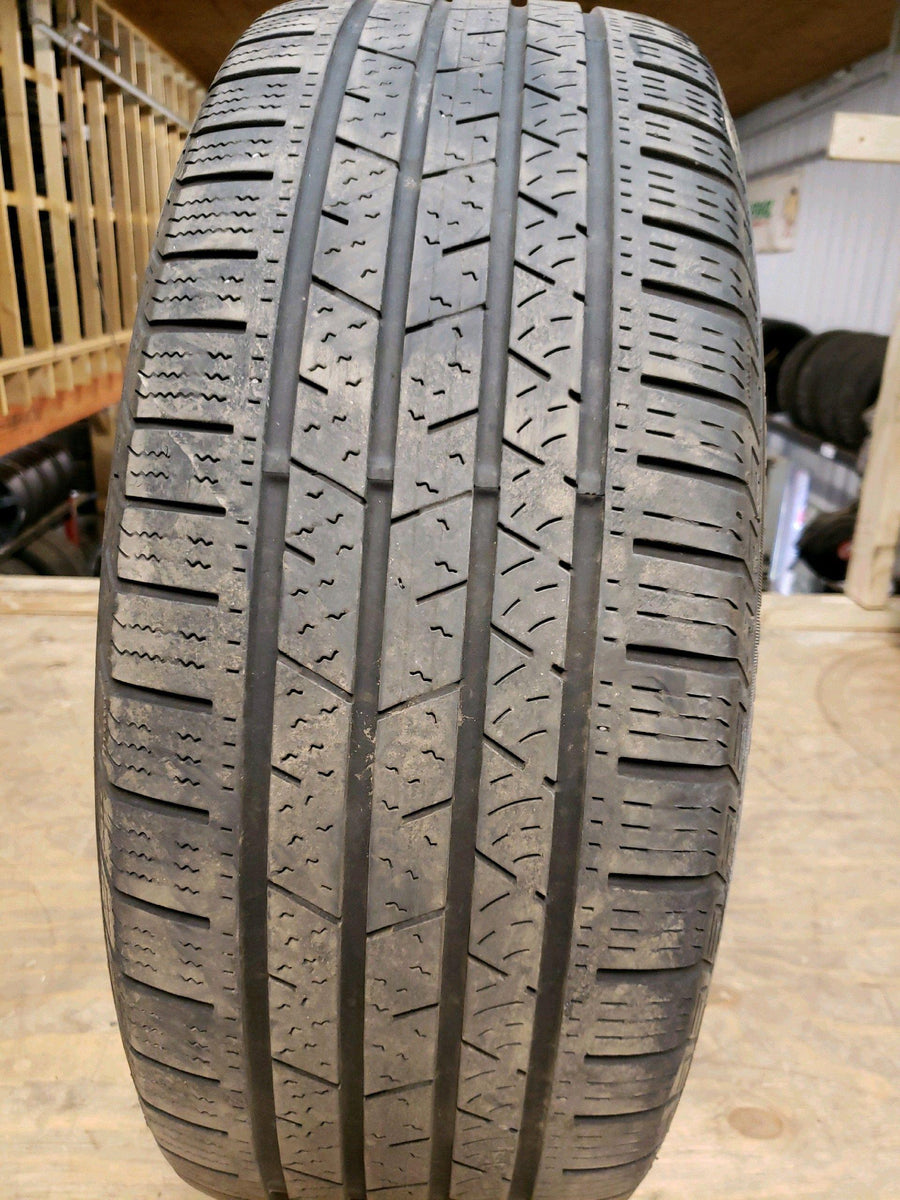 1 x P235/55R19 101H Continental CrossContact LX Sport