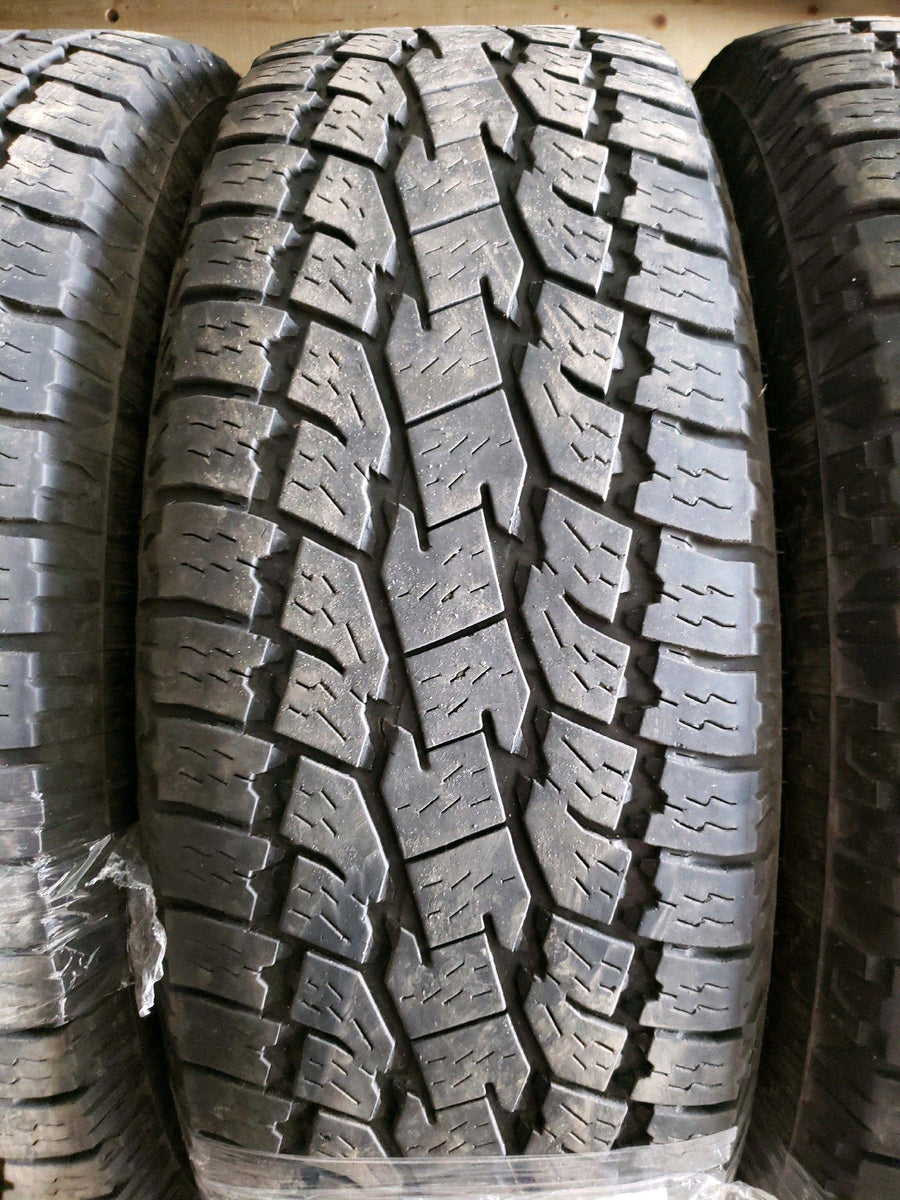 4 x P255/70R18 112T Toyo Open Country A/T II