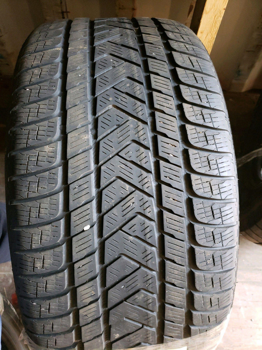 2 x P295/40R20 106V Pirelli Scorpion Winter