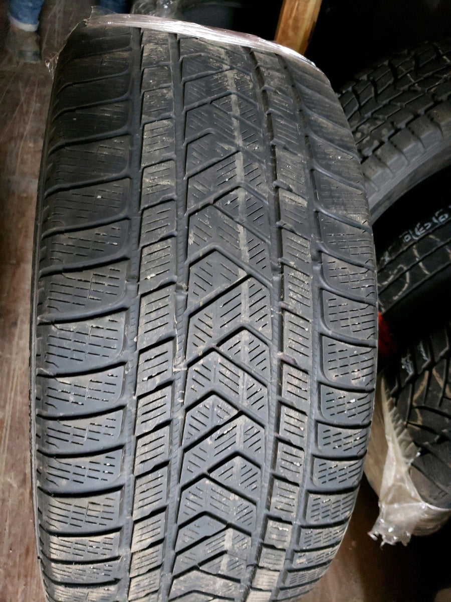 2 x P265/45R20 108V Pirelli Scorpion Winter