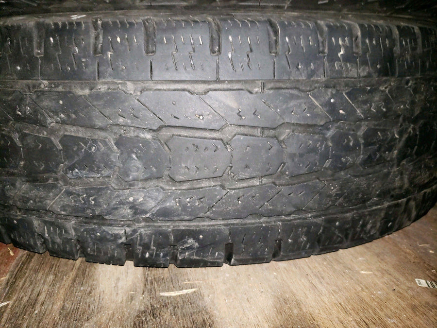 4 x 245/75R17 121/118R Firestone Winterforce LT