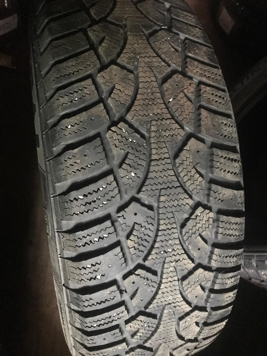 4 x P195/65R15 91Q General Altimax Arctic