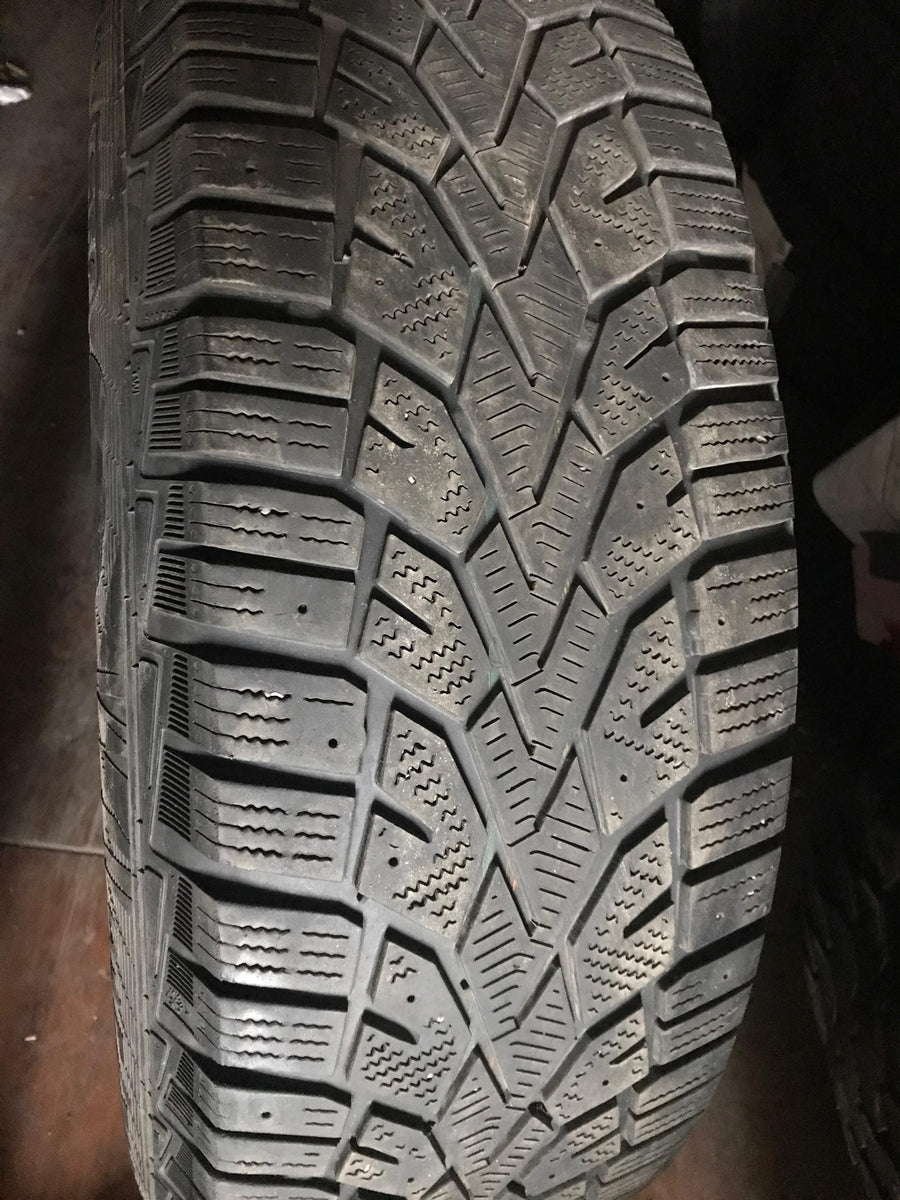 2 x P215/70R16 100T Gislaved Nord Frost 100