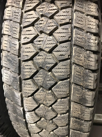 4 x LT265/70R17 121/118Q Toyo Open Country WLT1