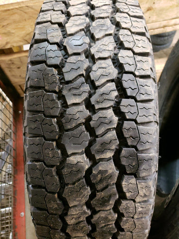 4 x LT275/70R18 125/122R Goodyear Wrangler AT Adventure W/Kevlar (LT)