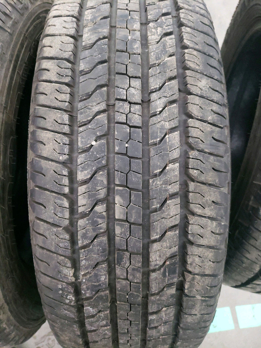 4 x P265/60R18 110T Goodyear Wrangler Fortitude HT
