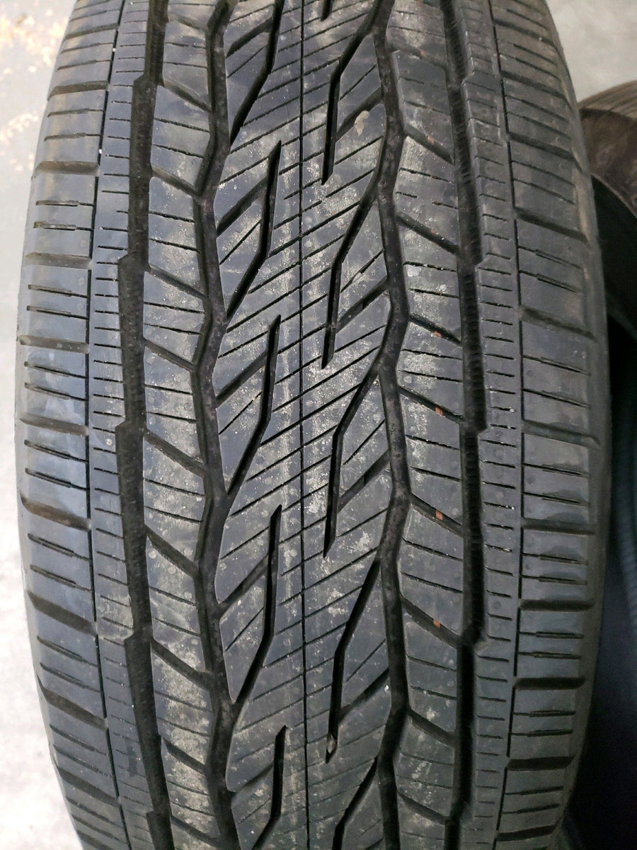 4 x P275/55R20 111T Continental CrossContact LX20