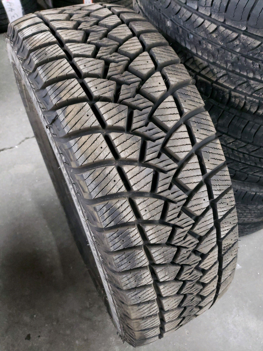 4 x LT265/75R16 Q Goodyear Ultra Grip Ice WRT