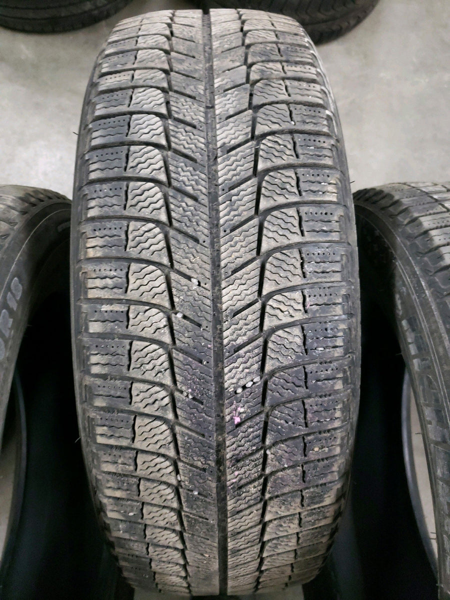 4 x P225/60R18 100H Michelin X-ice Xi3