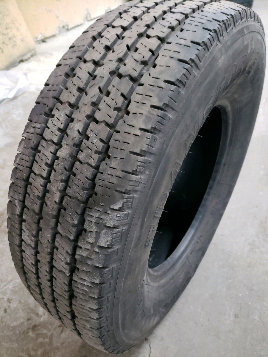 4 x LT245/75R16 120/116R Firestone Transforce HT