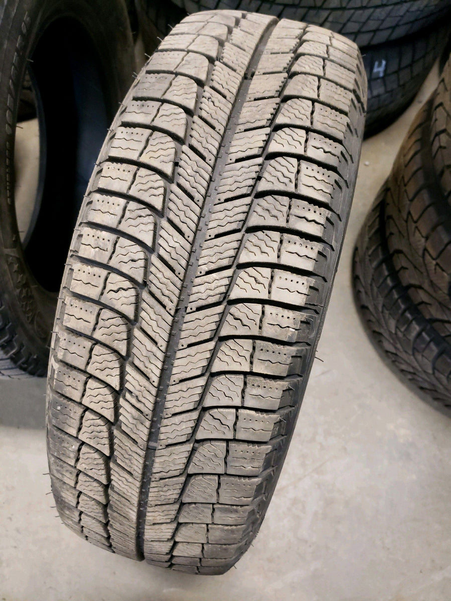 4 x P195/65R15 95T Michelin X-ice Xi3