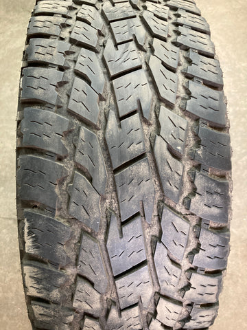 4 x LT295/60R20 126/123S Toyo Open Country A/T II