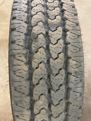 6 x LT235/80R17 120/117R Firestone Transforce AT2
