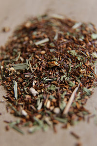 Lemon Rooibos Loose Leaf Tea