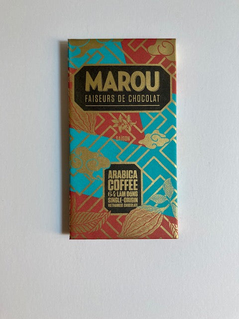 Marou Chocolate Arabica Coffee 64%