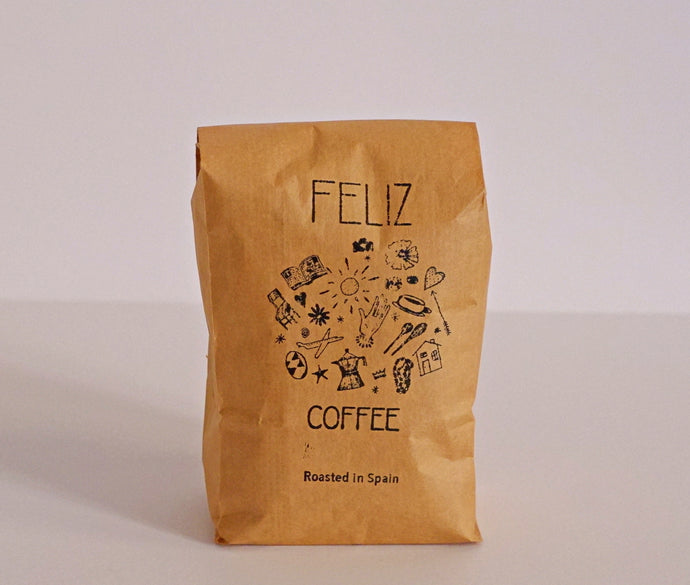 Specialty Coffee FELIZ Blend