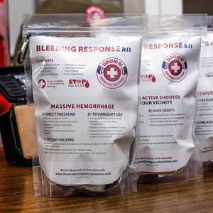 DES Bleeding Response Kit (BRK)