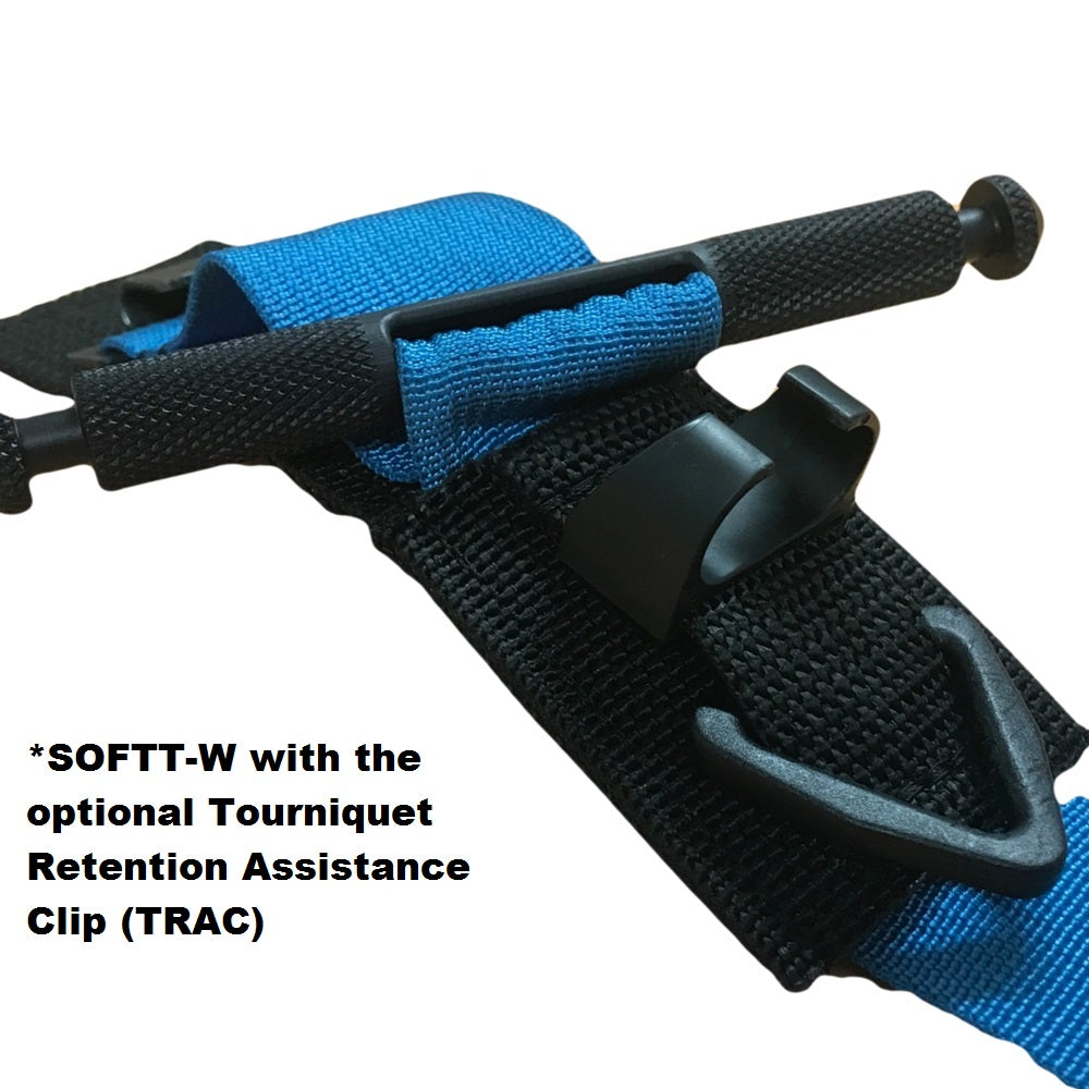 Tactical Medical Solutions SOF-T Wide Blue Trainer