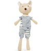 Hazel Village Organic Nicholas Bear Cub in WWF High Seas Romper