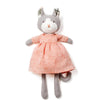 Hazel Village Organic Gracie Cat in Blush Linen Dress