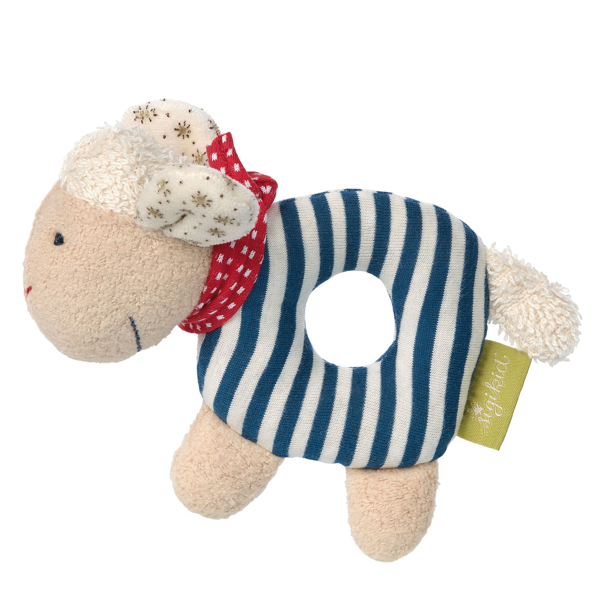 Sigikid Organic Sheep Rattle