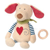 Sigikid Organic Dog Musical Toy