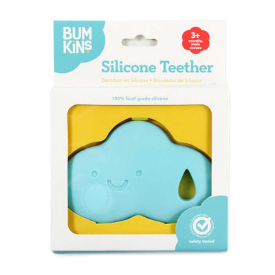 Bumkins Silicone Teether Cloud