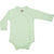 Baby Essentials Long Sleeve Bodysuit with Side Snaps Sage Green