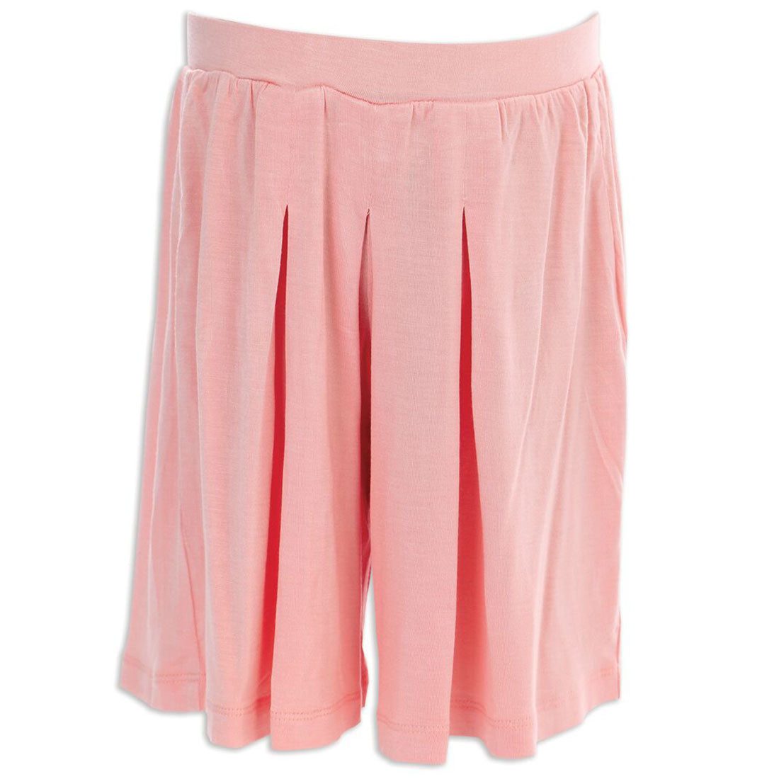Silkberry Baby Bamboo Girls Culottes Powder Pink