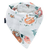 Bebe Au Lait Oh-So-Soft Muslin Bandana Bib - Mermaid