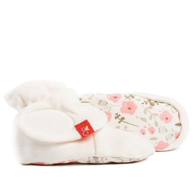 Goumikids Stay On Baby Boots - Floral Garden