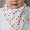 Under the Nile Organic Dribble Bibs (Assorted Colors) - 1 Bib