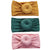 Emerson and Friends Baby Bun Headband Gift Set