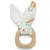Loulou Lollipop Bunny Ear Teething Ring Llama