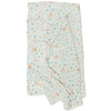 Loulou Lollipop Bamboo Muslin Swaddle Blanket - Bunny Meadow